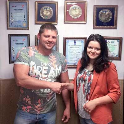 Ukraine Print Testimonial Avatar